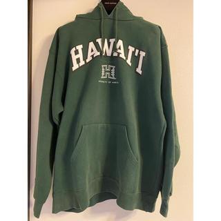 JANSPORT - Hawaii大学 パーカー Lサイズ