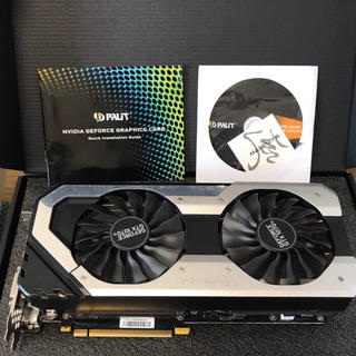 GeForce GTX1070Ti 8GB JetStream GPU