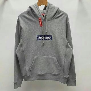 Supreme - Supreme Bandana  Hooded Sweatshirt