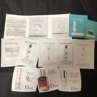 Dior - ディオール ジバンシー  プレディア スキンケアセット