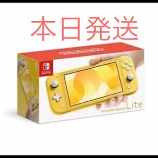 ニンテンドースイッチ(Nintendo Switch)のNintendo Switch NINTENDO SWITCH LITE (携帯用ゲーム機本体)