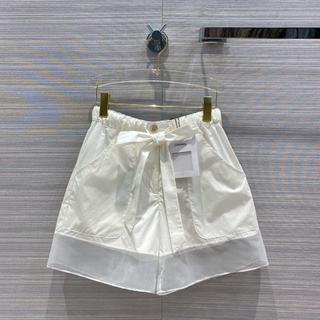 シャネル(CHANEL)の20SS CHANEL★ショートパンツ ホワイト(ショートパンツ)