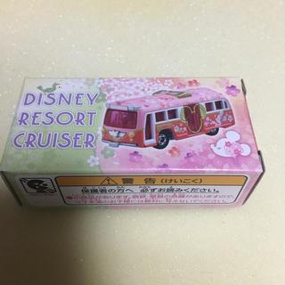 Disney - ディズニー トミカ リゾートクルーザー2018 桜