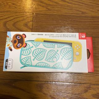 ニンテンドースイッチ(Nintendo Switch)のNintendo Switch Lite キャリングケース(家庭用ゲーム機本体)