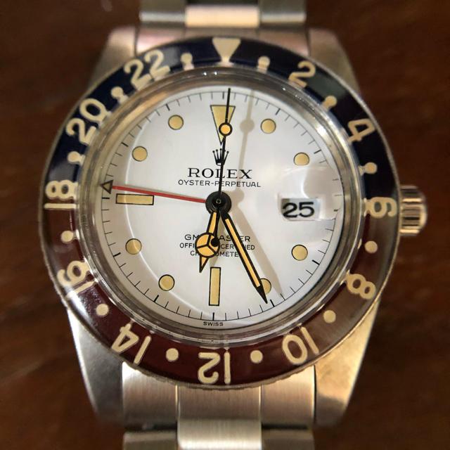 ROLEX - ロレックス GMTマスター 6542 ファーストモデル 修理対応部品一式の通販