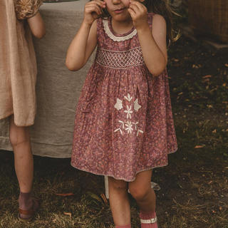 Caramel baby&child  - 3-5Y/Apolina MAREN SUNDRESS ワンピース