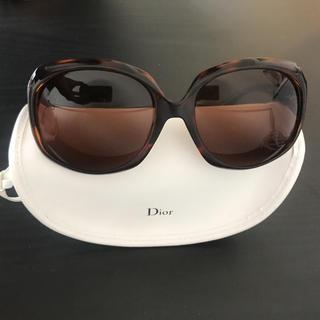 Christian Dior - DIOR べっこう柄 サングラス