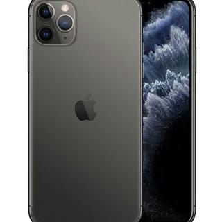 SIMフリー iPhone11 Pro Max[512G] グレイ