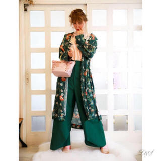 fur fur - 新垣結衣着用 カラーワイドパンツ