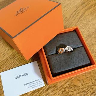 エルメス(Hermes)のエルメス リング 指輪 シェーヌダンクル(リング(指輪))
