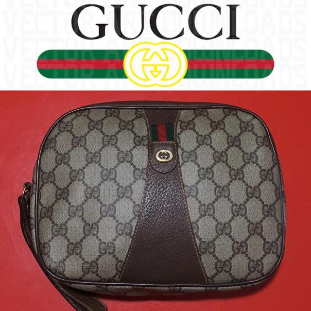 時計 f1 スーパー コピー 、 Gucci - GUCCI クラッチバッグ オールドグッチ OLD ヴィンテージ セカンドバッグの通販