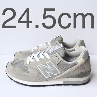 New Balance - 新品 ニューバランス CM996 BG グレー 24.5cm