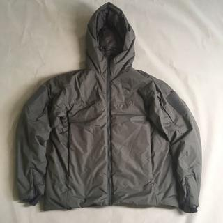 ARC'TERYX - アークテリクス LEAF COLD WX HOODY LT Wolf LARGE
