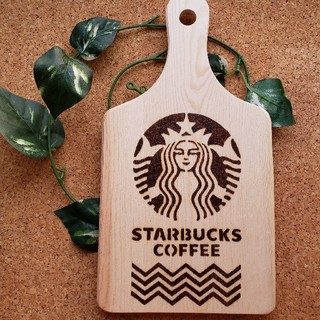 Starbucks Coffee - スタバウッドバーニング
