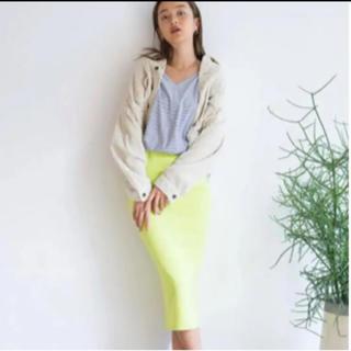 シールームリン(SeaRoomlynn)のsearoomlynn  スウェットタイトスカート♡(ひざ丈スカート)