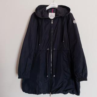 MONCLER - モンクレール MONCLER  スプリングコート 黒