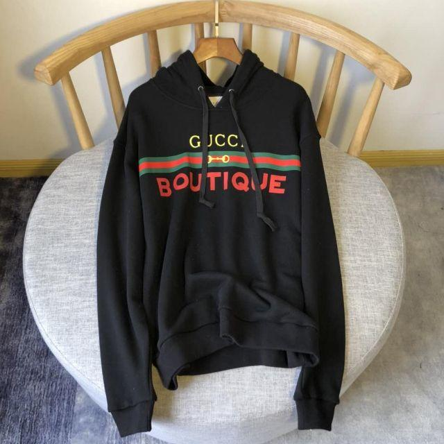 Gucci - GUCCI BOUTIQUE プリント メンズ スウェットシャツの通販