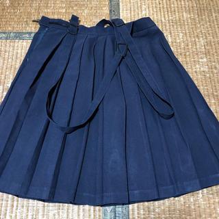 女児 制服スカート(夏仕様)
