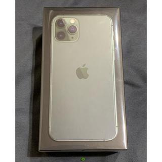 iPhone - ☆新品☆iPhone 11 Pro 64GB ミッドナイトグリーン SIMフリー