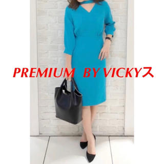 VICKY - PREMIUM  BY VICKY ワンピース