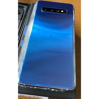 Galaxy - 【SIMロック解除済】au Galaxy S10 SCV41