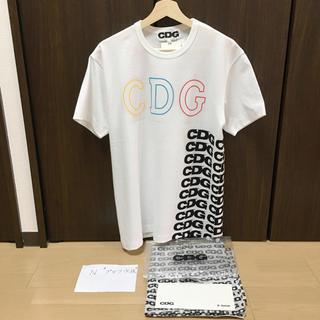 コムデギャルソン(COMME des GARCONS)のCDG ASSC ギャルソン アンチソーシャル コラボ Tシャツ tee 半袖(Tシャツ/カットソー(半袖/袖なし))