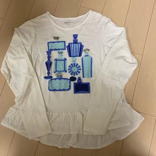 ケイトスペードニューヨーク(kate spade new york)の(150)美品☆ケイトスペード  トップス(Tシャツ/カットソー)
