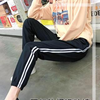 adidas - ジャージ スウェット ラインパンツ ジョガーパンツ トラックパンツ