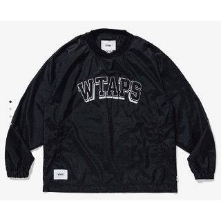 W)taps - WTAPS SMOCK / JACKET. NYLON. OXFORD