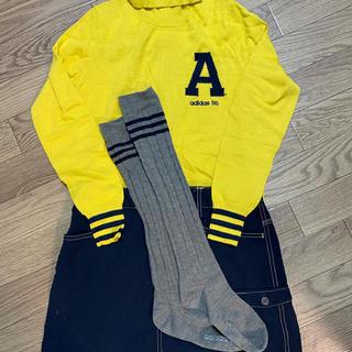 adidas - アディダス  ゴルフウェア セット レディース スカート ニット