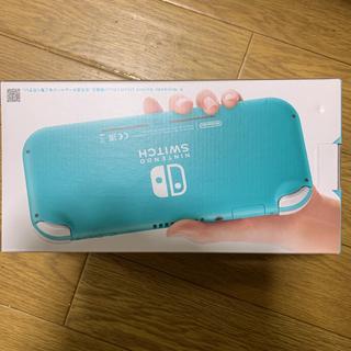 Nintendo Switch - Nintendo Switch Lite ターコイズ スイッチ ライト 本体