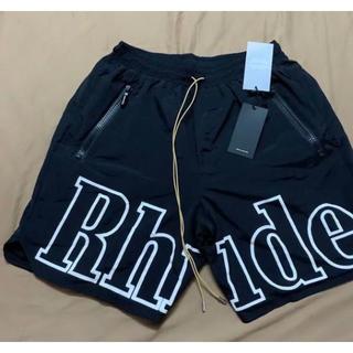 RHUDE 19SS ショートパンツ サイズ M