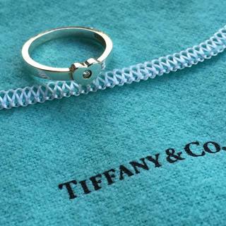 Tiffany & Co. - お値下げ♡ティファニー ダイヤモンド モダンハート リング パロマピカソ ダイア