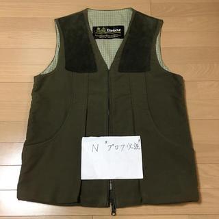 バーブァー(Barbour)の美品 old barbour vest vintage バブアー ベスト(ベスト)