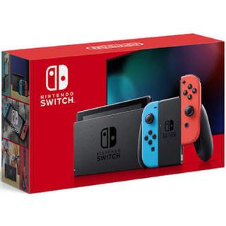 Nintendo Switch - ニンテンドースイッチ 本体 新型 ネオン switch  Nintendo