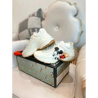 Disney - Disney x Gucci Rhyton sneaker スニーカー 24