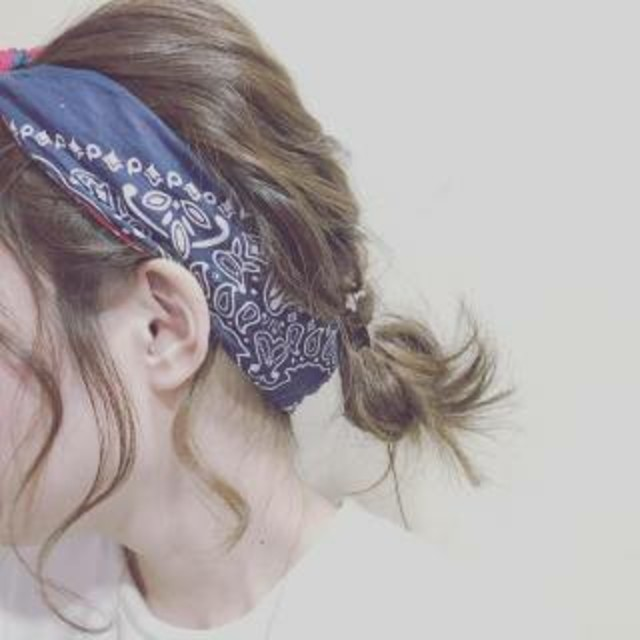 ORCIVAL(オーシバル)の★専用★ レディースのファッション小物(ハンカチ)の商品写真