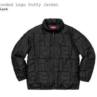 Supreme - SUPREME Bonded Logo Puffy Jacket M