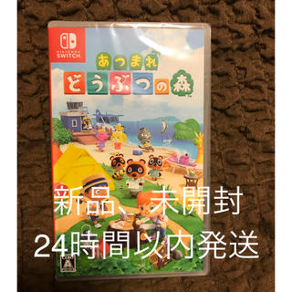 Nintendo Switch - どうぶつの森 switch