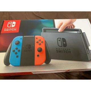Nintendo Switch - 任天堂 本体 Nintendo Switch  非純正プロコン付き