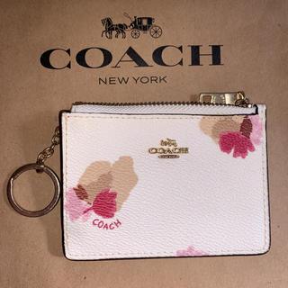 COACH - コーチ coach 定期入れ キーケース 小銭入れ 財布
