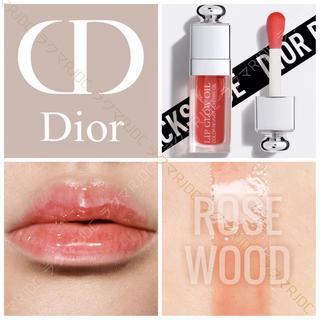 Dior - 【新品箱なし】012 ローズウッド ディオール アディクト リップグロウオイル