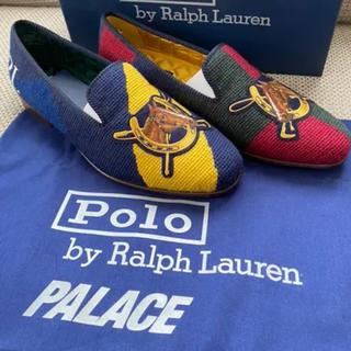 POLO RALPH LAUREN - 【Palace Ralph Lauren】パレスラルフローレン スリッポン