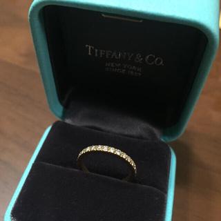 ティファニー(Tiffany & Co.)のティファニー ノヴォ リング 5号 イエローゴールド ダイヤ(リング(指輪))