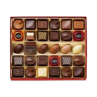 モロゾフ(モロゾフ)のチョコレート モロゾフ フィバリット 32個入(菓子/デザート)
