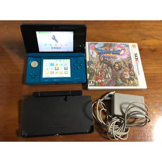 ニンテンドー3DS - NINTEND  3DS 本体 + ドラクエXI ゲームソフト