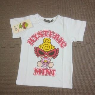 HYSTERIC MINI - 新品 ヒスミニ Tシャツ 白