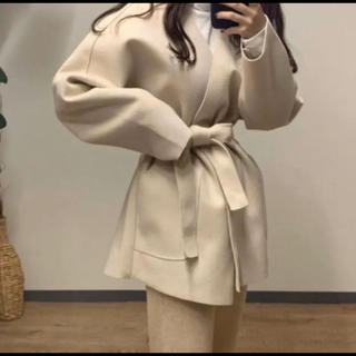 Kastane - lawgy short coat