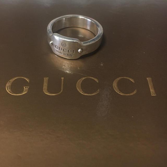 カルチェ 時計 価格 スーパー コピー - Gucci - オールドGUCCIリングの通販