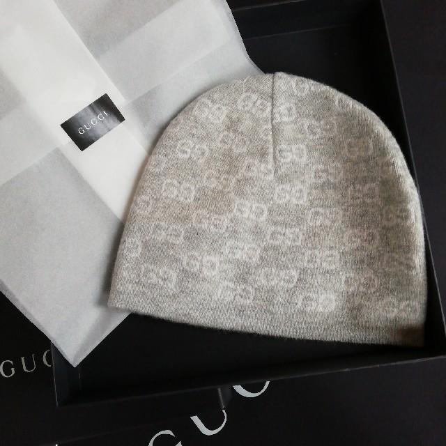 ブルガリ 時計 修理 正規 スーパー コピー | Gucci - 正規店購入 グッチ カシミアウール ビーニー ニット帽 新品、箱付きの通販